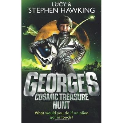 Книга George's Cosmic Treasure Hunt