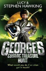 George's Cosmic Treasure Hunt - фото обкладинки книги