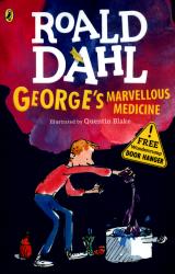 George's Marvellous Medicine - фото обкладинки книги