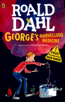 George's Marvellous Medicine - фото книги
