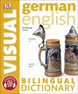 German-English Bilingual Visual Dictionary - фото книги