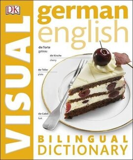 German-English Visual Bilingual Dictionary 2nd Edition (словник) - фото книги