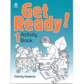 Get Ready! 1: Activity Boo - фото обкладинки книги
