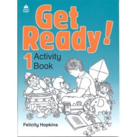 Get Ready! 1: Activity Boo - фото книги