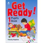 Get Ready! 1: Pupil's Book (підручник) - фото обкладинки книги