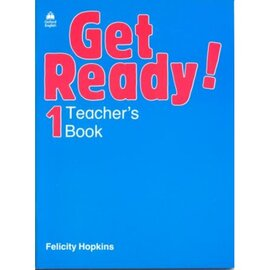 Get Ready! 1: Teacher's Book (книга вчителя) - фото книги