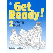 Get Ready! 2: Activity Book - фото обкладинки книги