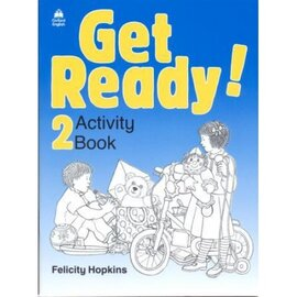 Get Ready! 2: Activity Book - фото книги