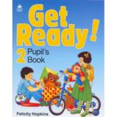 Get Ready! 2: Pupil's Book (підручник) - фото обкладинки книги
