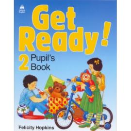 Get Ready! 2: Pupil's Book (підручник) - фото книги
