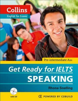 Get Ready for IELTS - Speaking : IELTS 4+ (A2+) - фото книги