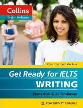 Get Ready for IELTS - Writing : IELTS 4+ (A2+) - фото обкладинки книги