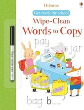 Get Ready for School. Wipe-Clean Words to Copy - фото обкладинки книги