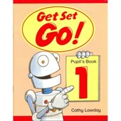 Get Set Go! 1: Pupil's Book (підручник) - фото обкладинки книги