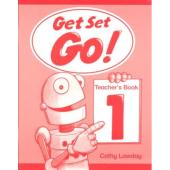 Get Set Go! 1: Teacher's Book (посібник учителя) - фото обкладинки книги