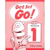 Get Set Go! 1: Workbook - фото обкладинки книги