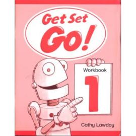 Get Set Go! 1: Workbook - фото книги