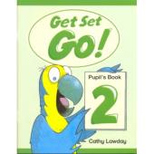 Get Set Go! 2: Pupil's Book (підручник) - фото обкладинки книги