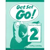 Get Set Go! 2: Teacher's Book (посібник учителя) - фото обкладинки книги