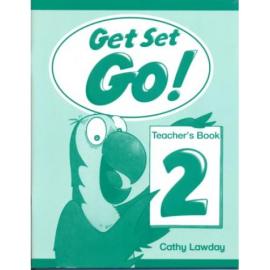 Get Set Go! 2: Teacher's Book (посібник учителя) - фото книги