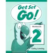 Get Set Go! 2: Workbook - фото обкладинки книги