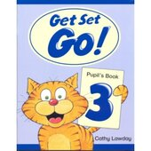 Get Set Go! 3: Pupil's Book (підручник) - фото обкладинки книги