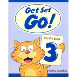 Get Set Go! 3: Pupil's Book (підручник) - фото книги