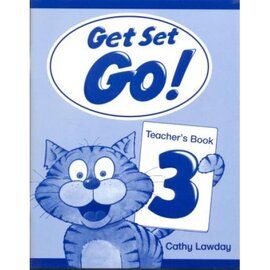 Get Set Go! 3: Teacher's Book (посібник учителя) - фото книги