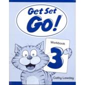 Get Set Go! 3: Workbook - фото обкладинки книги