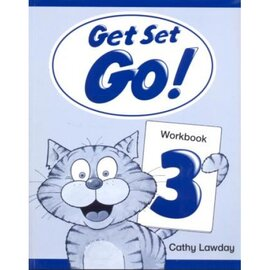 Get Set Go! 3: Workbook - фото книги