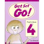 Get Set Go! 4: Pupil's Book (підручник) - фото обкладинки книги