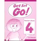 Get Set Go! 4: Teacher's Book (посібник учителя) - фото обкладинки книги