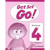 Get Set Go! 4: Workbook - фото обкладинки книги