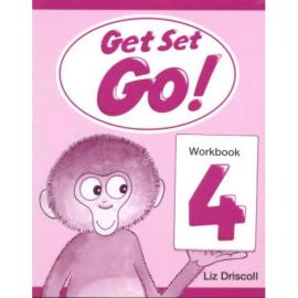 Get Set Go! 4: Workbook - фото книги