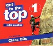 Get To the Top 1. Class CD - фото обкладинки книги