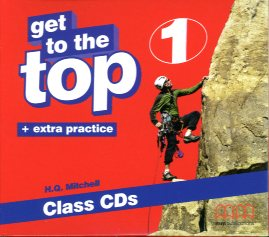 Get To the Top 1. Class CD - фото книги
