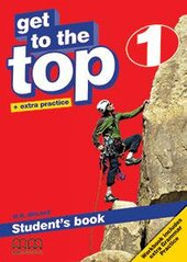 Get To the Top 1. Student's Book - фото обкладинки книги