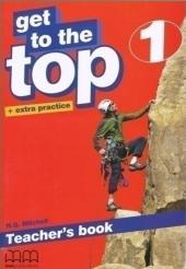 Get To the Top 1. Teacher's Book - фото обкладинки книги