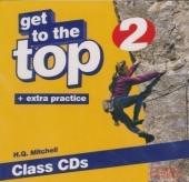 Get To the Top 2. Class CD - фото обкладинки книги