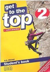 Get To the Top 2. Student's Book - фото обкладинки книги