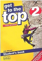 Get To the Top 2. Student's Book - фото обкладинки книги