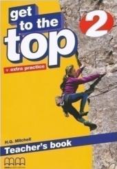 Get To the Top 2. Teacher's Book - фото обкладинки книги