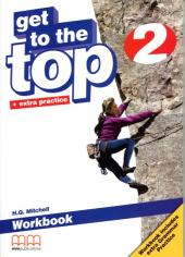 Get To the Top 2. Workbook - фото обкладинки книги