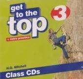 Get To the Top 3. Class CD - фото обкладинки книги