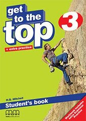Get To the Top 3. Student's Book - фото обкладинки книги