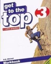 Get To the Top 3. Workbook - фото обкладинки книги