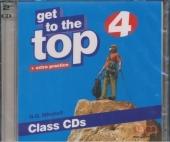 Get To the Top 4. Class CD - фото обкладинки книги
