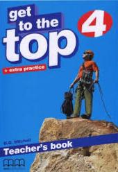 Get To the Top 4. Teacher's Book - фото обкладинки книги