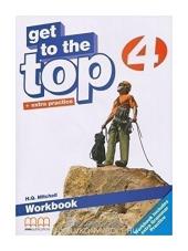 Get To the Top 4. Workbook - фото обкладинки книги