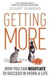 Getting More: How You Can Negotiate to Succeed in Work and Life - фото обкладинки книги